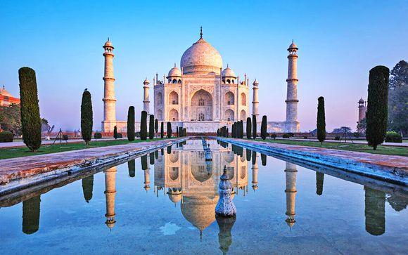 Tour del Rajastan - La terra dei Maharajah
