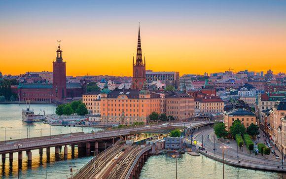 Tesori di Svezia e Danimarca - Itinerario