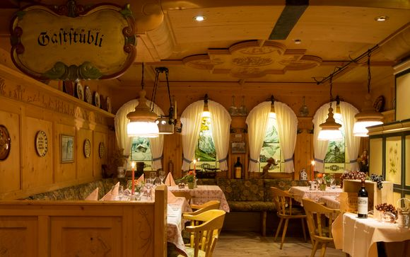 Romantik Hotel Schweizerhof Grindelwald 5*