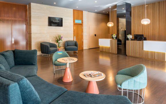 Hotel Occidental Granada 4*