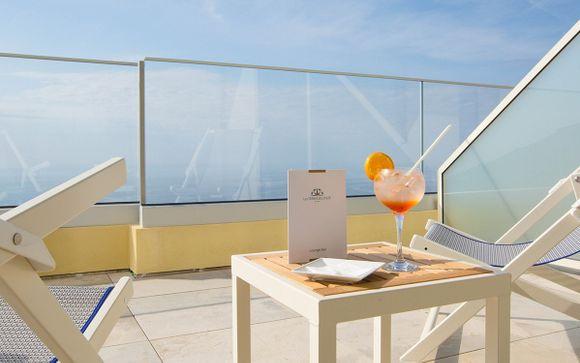 Hotel Les Terrasses d'Eze 4*
