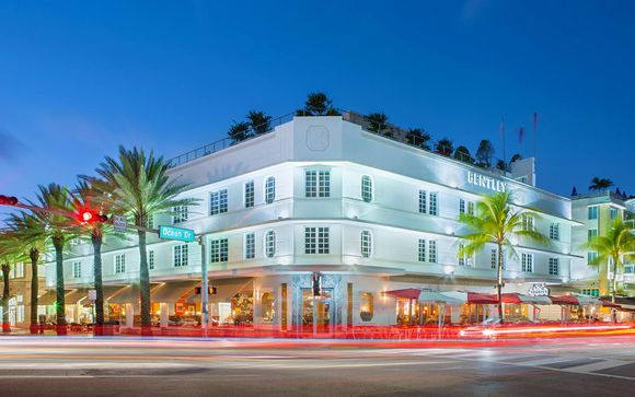 Bentley Hotel South Beach 4*