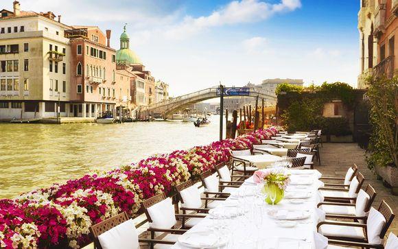 Fascino storico in prestigioso 4* sul Canal Grande