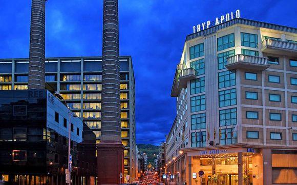 Tryp Barcelona Apolo Hotel 4*