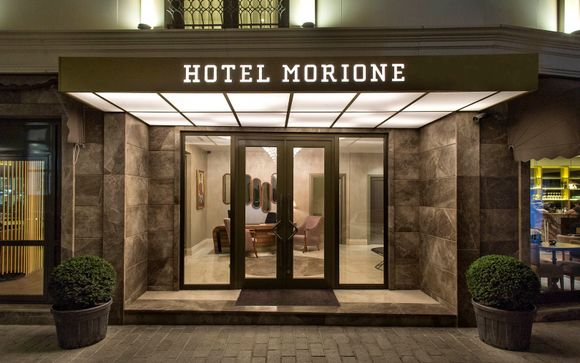 Hotel Morione and Spa Center 4*