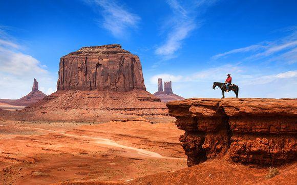 Alla scoperta del Far West