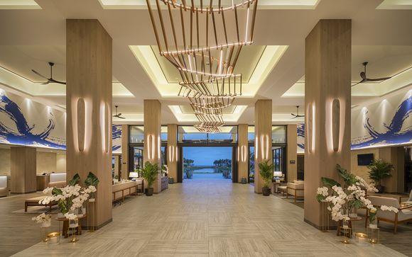 Estensione mare a Ho Tram - Melia Ho Tram Beach Resort 5*