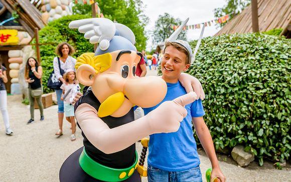 Alla scoperta del Parco Asterix