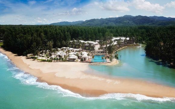 Khao Lak - Devasom Khao Lak Beach Resort & Villas 5*