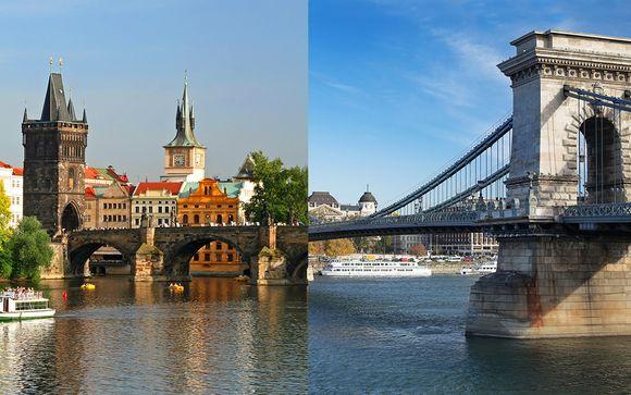 Royal Prague 4* + Mamaison Hotel Andrassy Budapest 4*