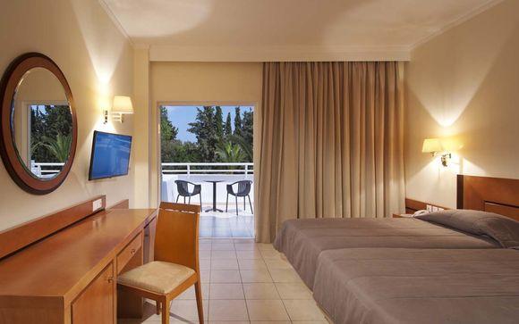 Kos - Platanista Hotel 4*