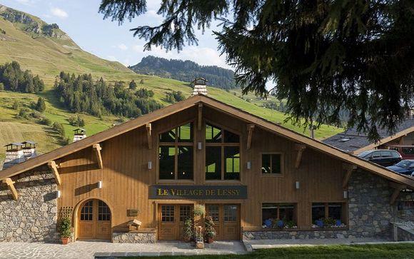 Il Résidence et Spa Le Village de Lessy 4*
