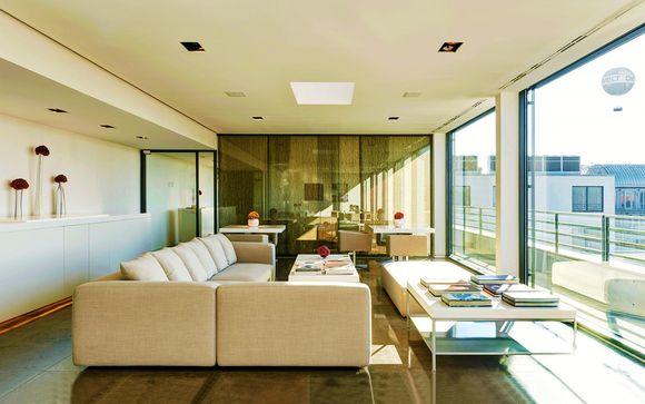 Moderno ed eleganti suite 4* nel cuore del quartiere Mitte
