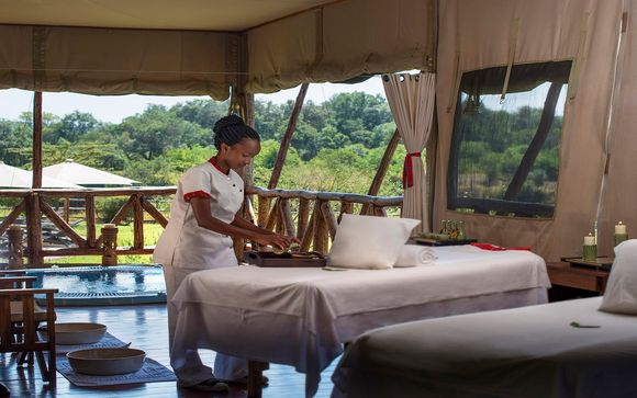 Neptune Mara Rianta Luxury Camp 5*