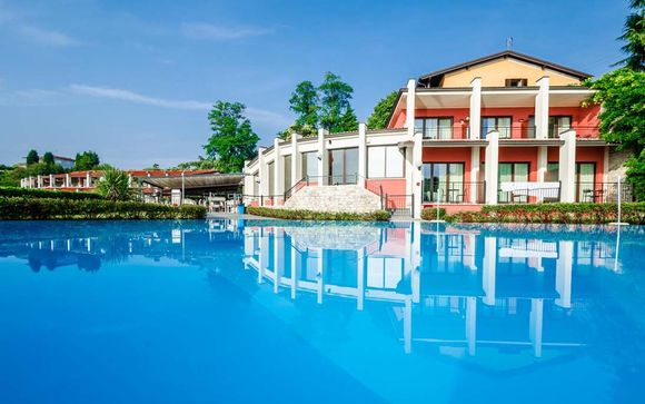 Manerba del Garda - Hotel Belvedere 4*