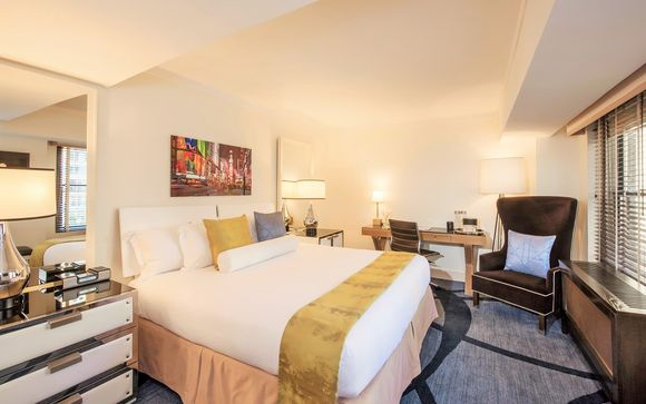 NEW YORK - Iberostar 70 Park Avenue 4*