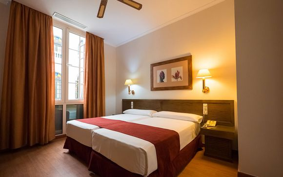 Senator Cadiz Spa Hotel 4*