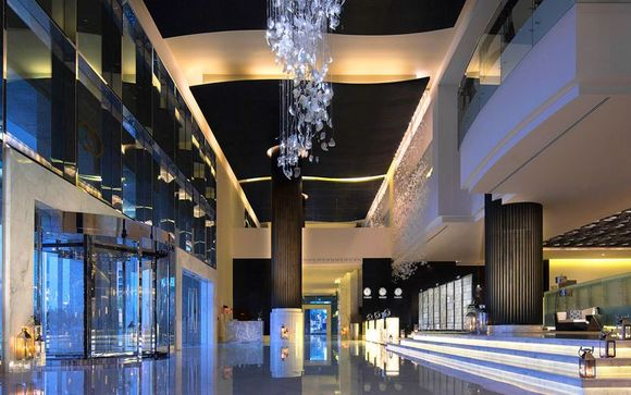 Abu Dhabi - Sofitel Abu Dhabi Corniche 5*