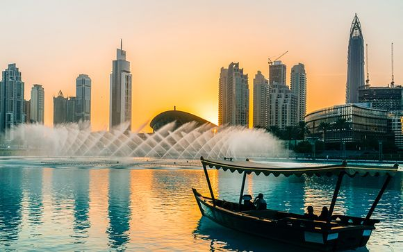Hotel Coral Dubai Deira 4* + Radisson Blu Hotel, Abu Dhabi Yas Island 4*