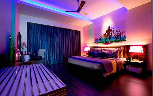 Goa - Planet Hollywood Beach Resort 5*