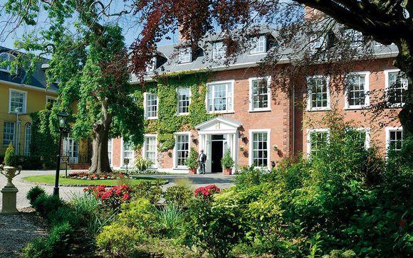 Hayfield Manor 5*