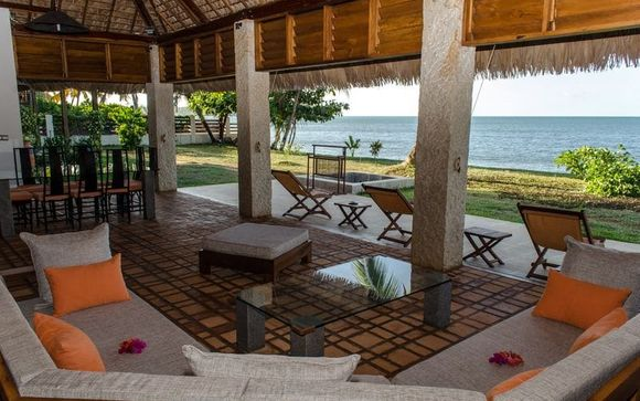 Home The Residence Nosy Be 4*