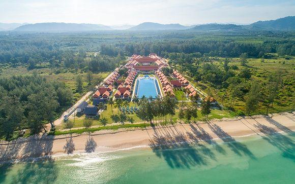 Khao Lak - Le Menara Beachfront Villa & Resort 5*