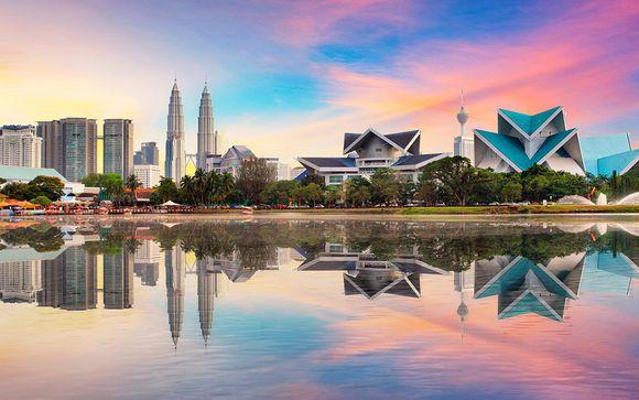 Tour della Malesia peninsulare