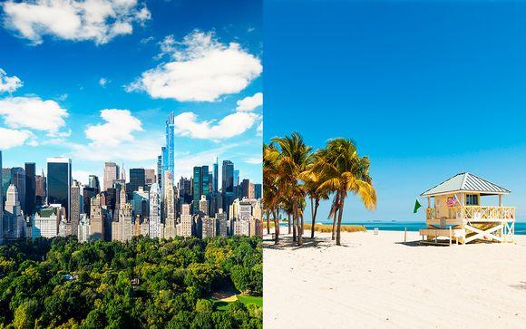 The Manhattan Club 4* + Urbanica The Meridian Hotel 4*