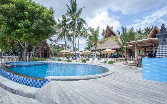 Lembongan - Le Nusa Beach Club 4*