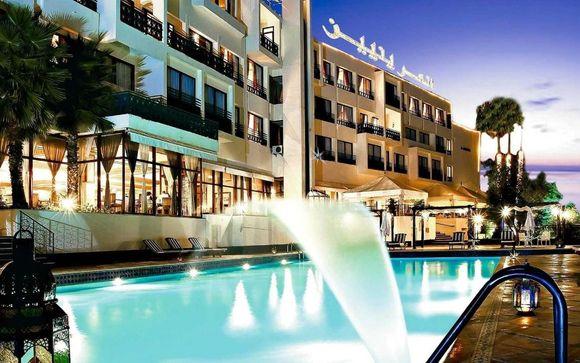 Hotel Les Merinides 5*