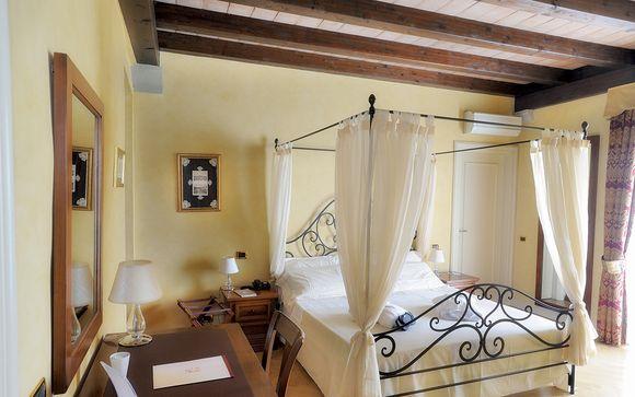Hotel Relais Colombara Spa & Wellness 4*