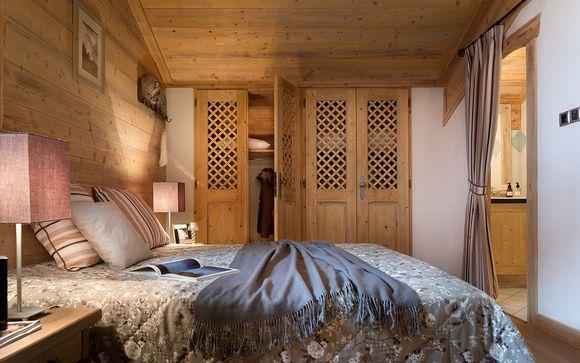 Résidence & Spa Le Hameau de Pierre Blanche 4*