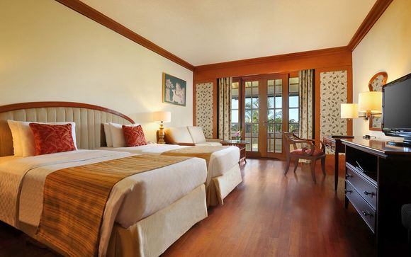 Nusa Dua - Ayodya Resort Bali 5*