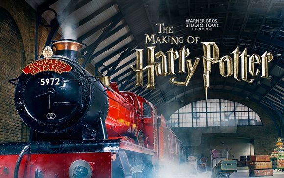 Mystery Hotel 4* + Harry Potter Studio Tour