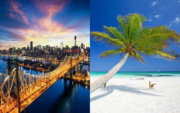 Grand Hyatt New York 4* & Barcelo Maya Beach 5*