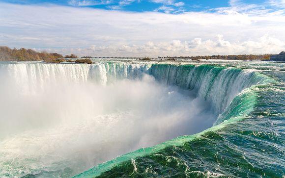 Tour delle Cascate del Niagara con pranzo