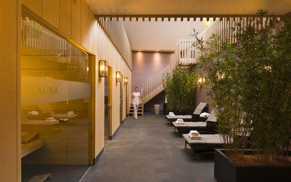Bruges - Hotel Dukes' Palace 5*