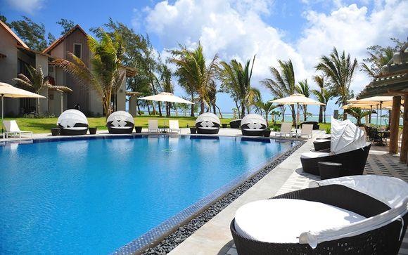 Mauritius, hotel fronte spiaggia in All Inclusive