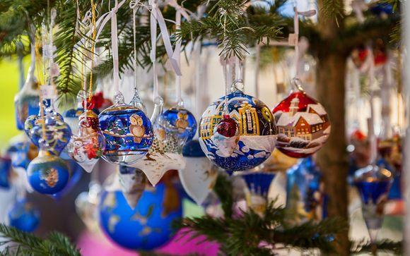 La magia del Natale a Vienna - (dal 16 novembre al 07 gennaio 2018)