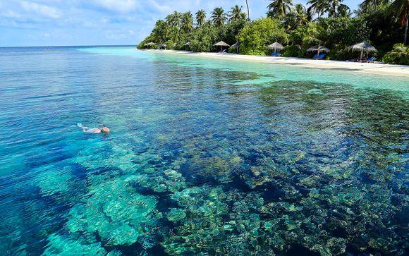 Maldive - Robinson Club Maldives 4*