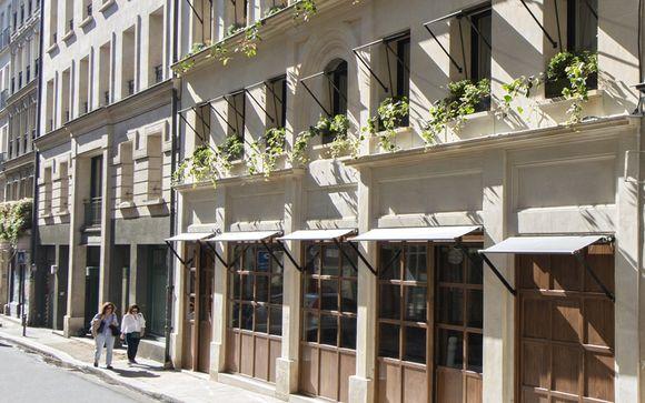 L'Hotel Parister 5*