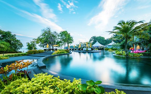 The ShellSea Krabi 5* & The Naka Island Resort & Spa 5*