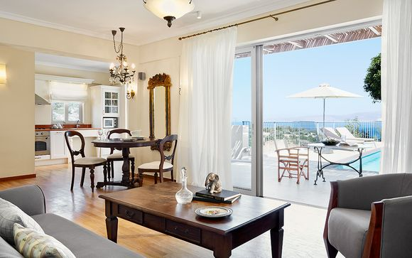 Pleiades Luxurious Villas 5*