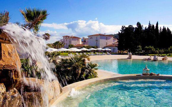 Sole e benessere a 4* in Sardegna