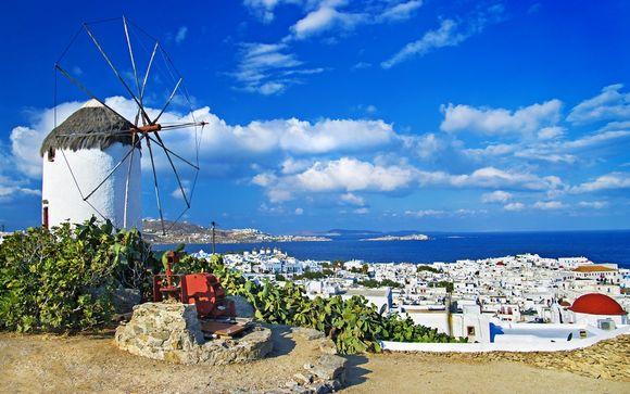 Fuga nelle Cicladi: Andros, Tinos e Mykonos
