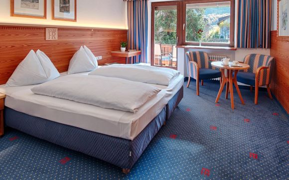 Il Rubner's Hotel Rudolf 4*