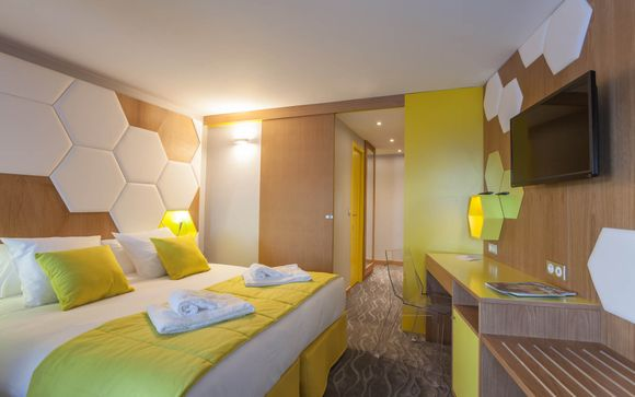 Hotel Le Royal Ours Blanc 4*