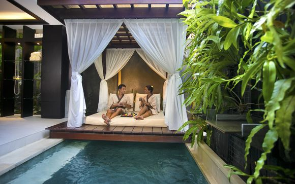Nusa Dua - Tanadewa Luxury Villas & Spa 4*