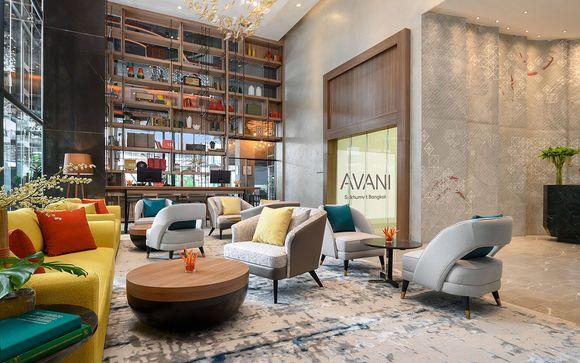 Bangkok - Avani Sukhumvit Bangkok 5*